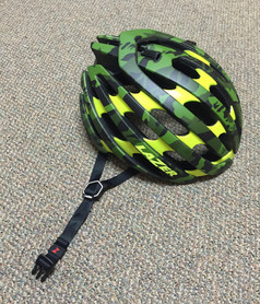 Product Review: Lazer Z1 Camoflash Yellow Helmet