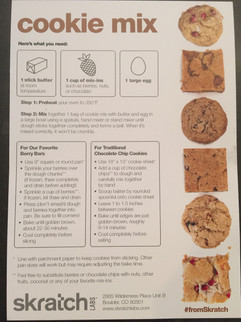 Product Review: Skratch Labs Cookie Mix