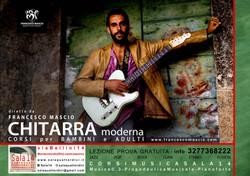 Chitarra Sala14 2020