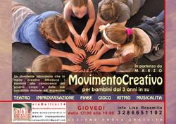 Movimento Creativo Sala14 2021
