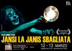 JANSI LA JANIS SBAGLIATA - Patas Arriba Teatro