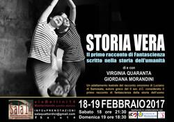 STORIA VERA - Virgina Quaranta e Giordana Morandini