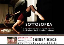 SOTTOSOPRA - Lab Workshop Matroos Company