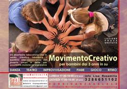 MOVIMENTO CREATIVO Sala14