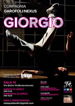 GIORGIO - Compagnia Garofoli/Nexus