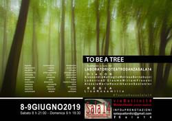 TO BE A TREE - Lab TeatroDanza Sala14