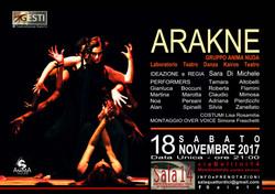 ARAKNE - Gruppo Anima Nuda Lab TeatroDanza Kairos Teatro