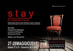 STAY - Lab TeatroDanza Sala14
