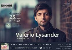 VALERIO LYSANDER