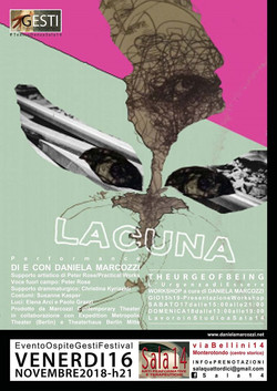 LACUNA - Daniela Marcozzi