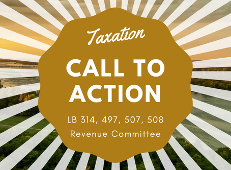 Call to Action!  Call the Revenue Committee