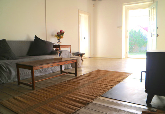 Lounge and Yoga Space