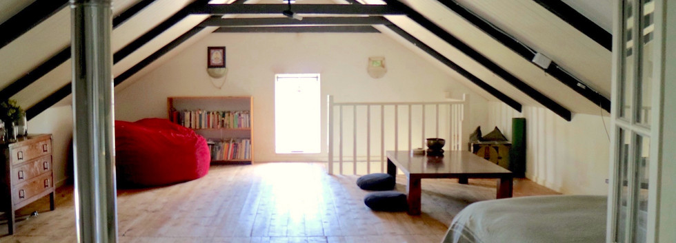 Spacious Loft Suite