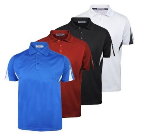 PROQUIP POLYESTER TECHNICAL PERFORMANCE PANELLED SHIRT