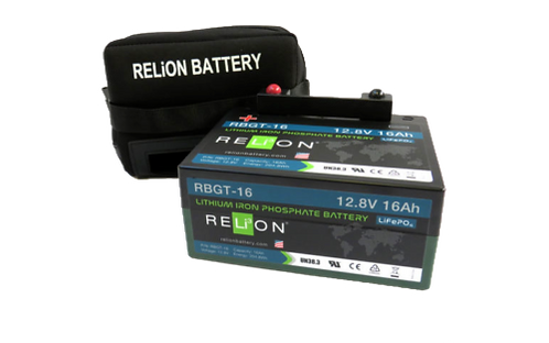 RELION 18 HOLE GOLF BATTERY