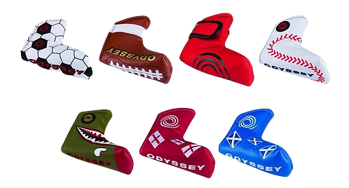 ODYSSEY BLADE PUTTER COVER