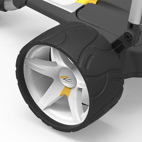 PowaKaddy Wide Wheels