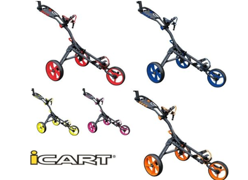 MASTERS iCART ONE COMPACT TROLLEY