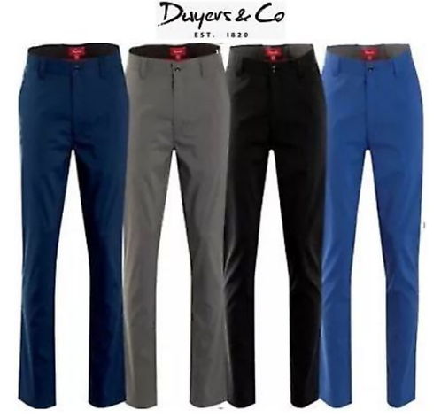 DWYERS MICRO TECH TROUSERS