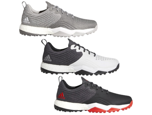 ADIDAS MENS ADIPOWER 4ORGED S GOLF SHOES (VARIOUS SIZES) (WIDE)