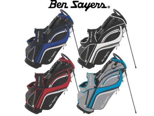 BEN SAYERS DLX STAND BAG (VARIOUS COLOURS) 14 WAY DIVIDER