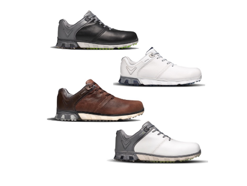 CALLAWAY APEX PRO WATERPROOF GOLF SHOES (VARIOUS COLOURS & SIZES)