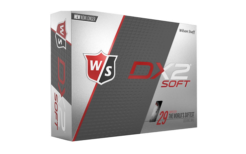 WILSON STAFF DX2 SOFT OPTIX