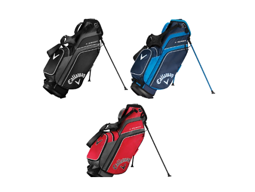 CALLAWAY X SERIES STAND/CARRY BAG (VARIOUS COLOURS)