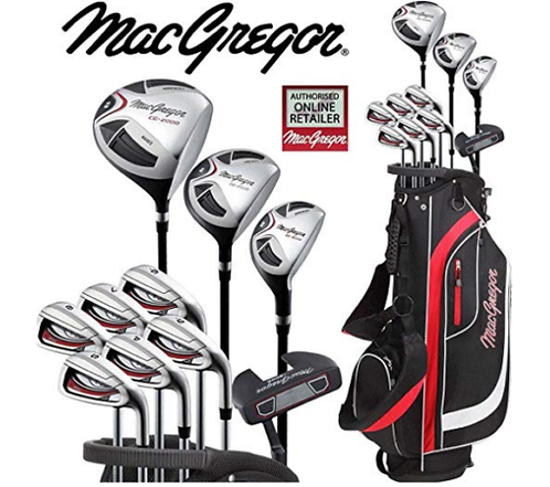 *NEW 2019* MACGREGOR CG2000 GENTS PACKAGE KIT (CART BAG) (R/H)