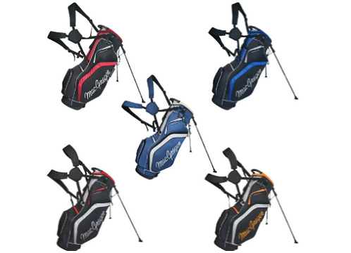 """MACGREGOR RESPONSE 9"""" STAND BAG (VARIOUS COLOURS)"""