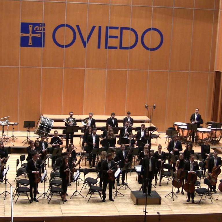 Concierto en el auditorio de Oviedo