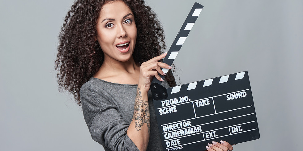"""Adults: Theory to Monologues & Scene Study """"On Camera"""" TV/Film Class"""