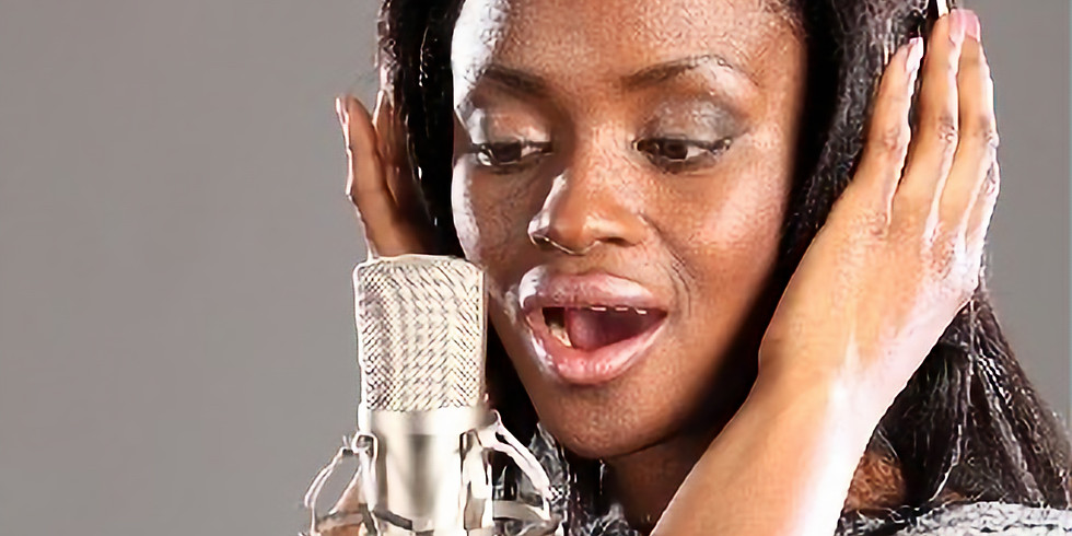 VOICE-OVER CLASS FOR ADULTS 18+  (please note that is not a singing class).