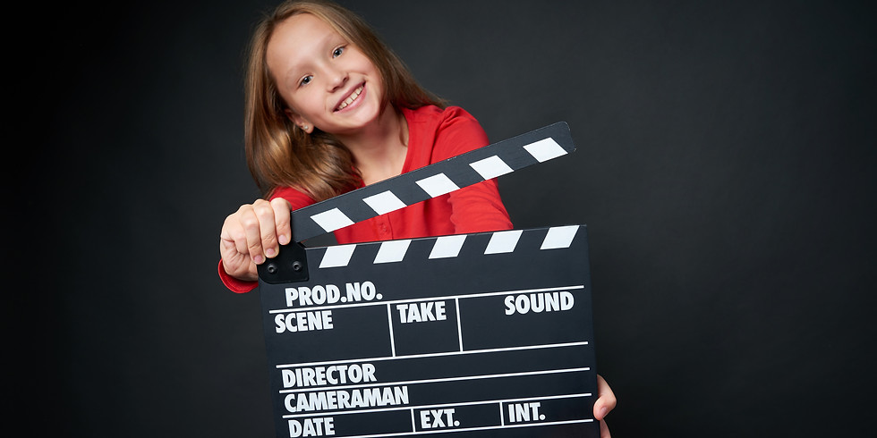 KIds TV/Film Acting Class  (Ages 11-17 years). LAST ONE FOR 2019!