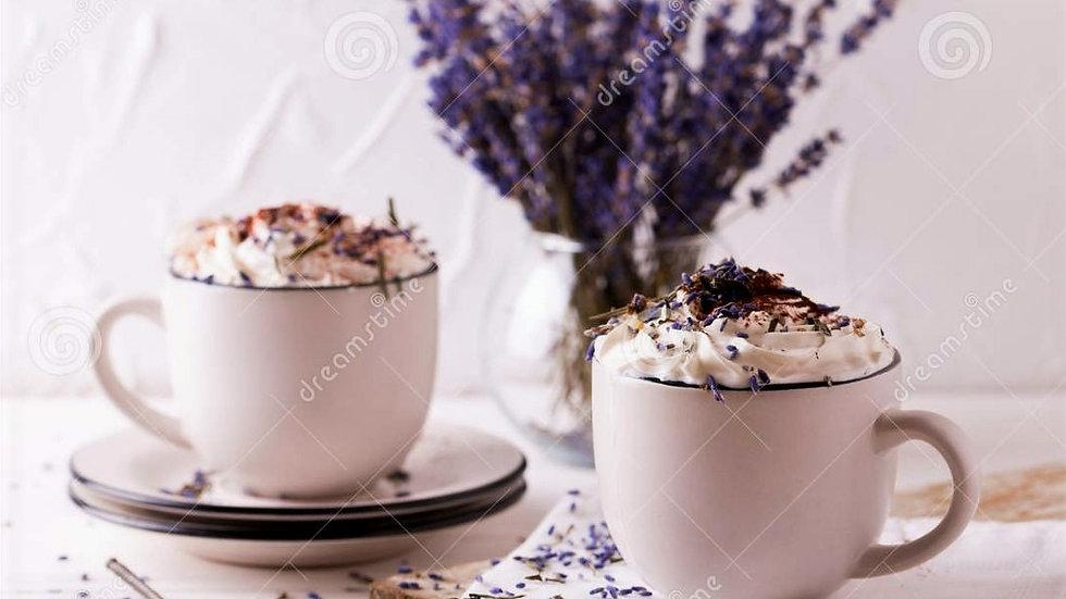 Lavender Hot Chocolate Mix