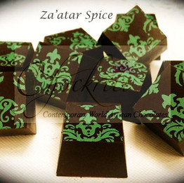 Zataar Spice Chockriti Bon Bons
