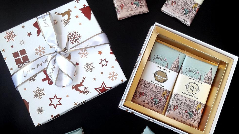 Christmas Six Bar Box