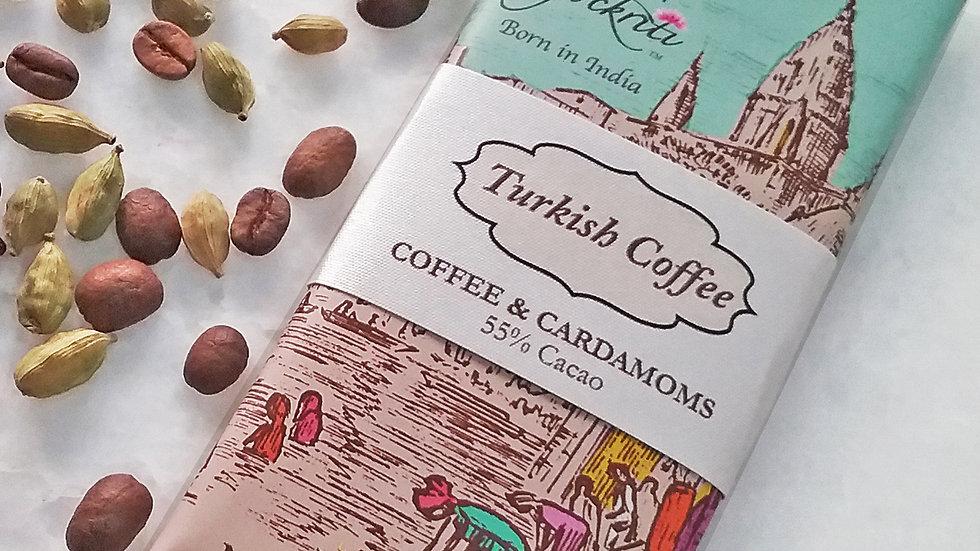 Turkish Coffee 55%