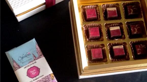 Combo Valentine's Day chocolates