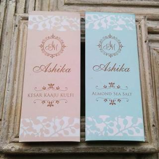 Indian Wedding Invite Chocolate Favors.j