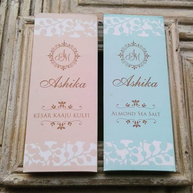 Indian Wedding Invite Chocolate Favors.j
