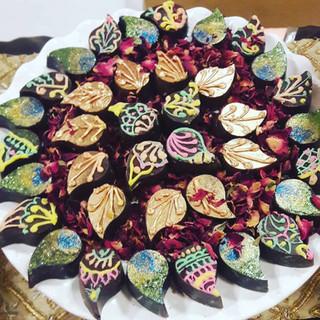 Chockriti Indian Wedding Candy Buffet Ta