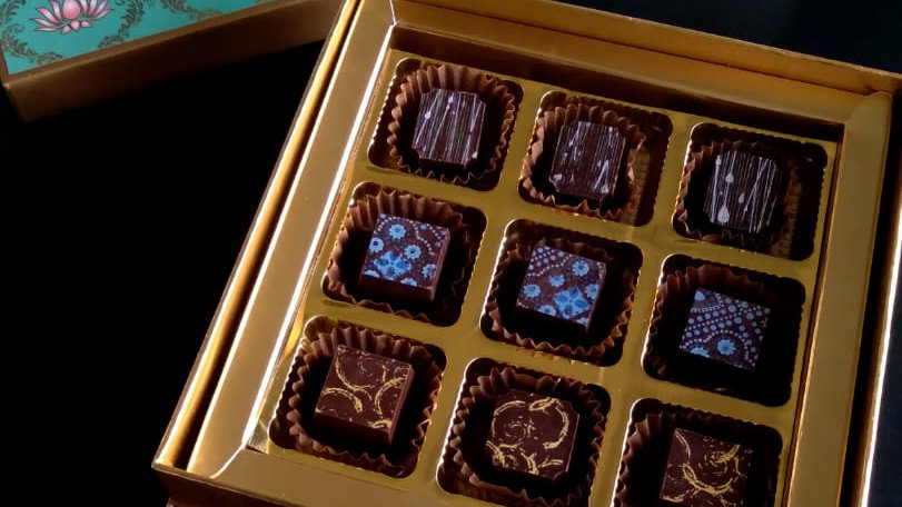 World Tea Chockriti Bon Bons box of 9