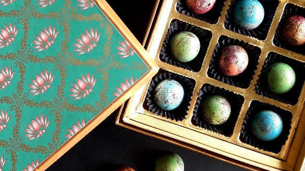 Luxury Chocolate Bon Bons