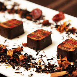 Pumpkin Spice Chockriti Bon Bons