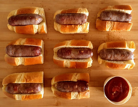 Chef kel Catering Hot Dogs Catering Pert