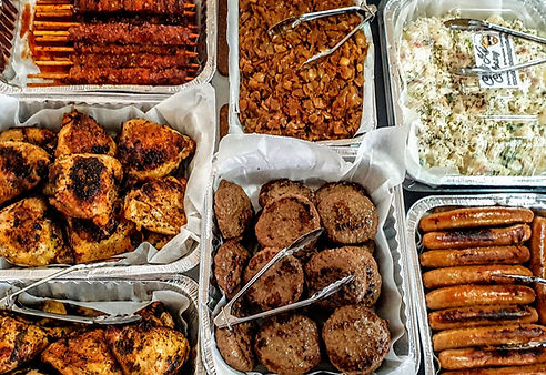 Chef Kel BBQ Caterer Perth BBQ Catering