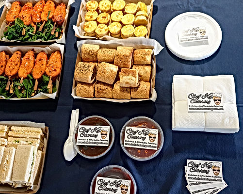 Chef Kel Catering Perth Finger Food Cate