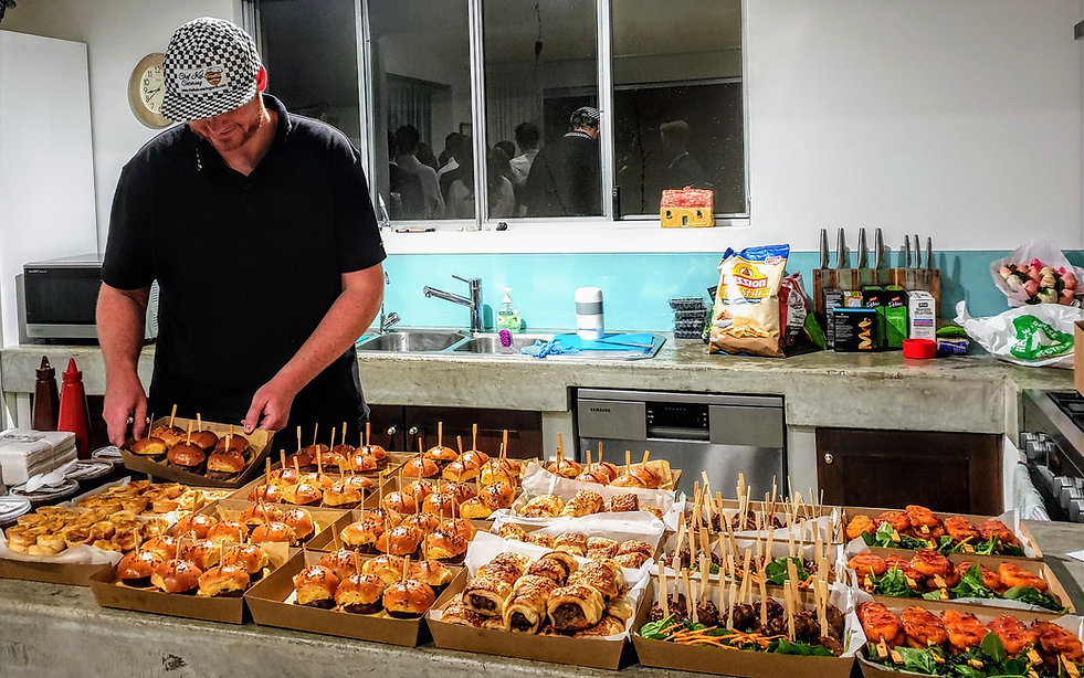 Chef Kel Catering Perth Party Catering Perth Finger Food Catering Perth Party Caterer Pert