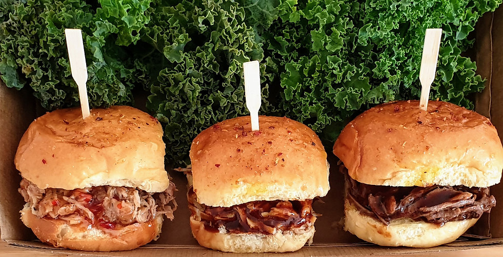 Chef kel Catering Sliders Catering Perth